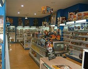 tiendas de videojuegos