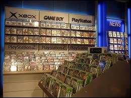 tiendas videojuegos