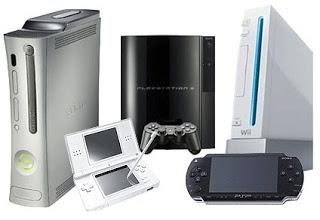 consolas videojuegos