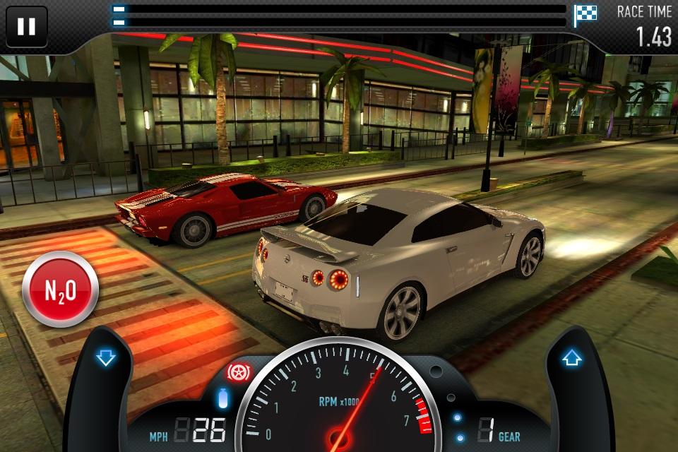 Los mejores juegos de coches para móvil.